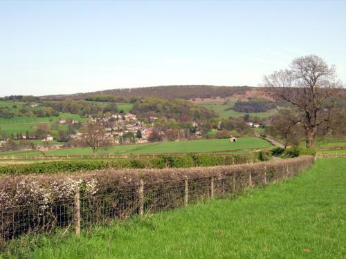 Bubnell Cliff Farm Bed & Breakfast in the heart of the Peak District